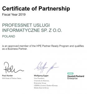 HPE Business Partner